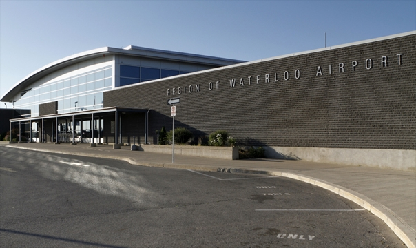 waterloo airport taxi service