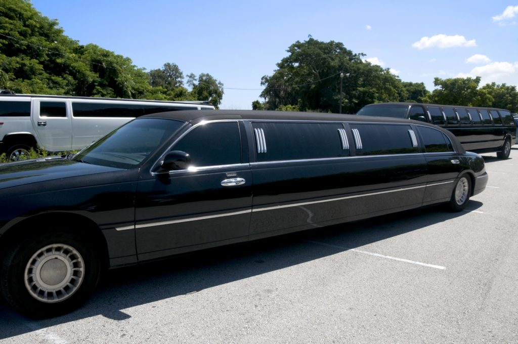 hourly limo service