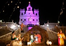 FAMOUS PLACES IN INDIA TO CELEBRATE CHRISTMAS
